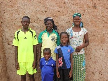 Burkina Faso: le projet RECORDE change des vies