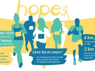 HOPE360 Un événement festif, ludique et sportif au profit de projets solidaires