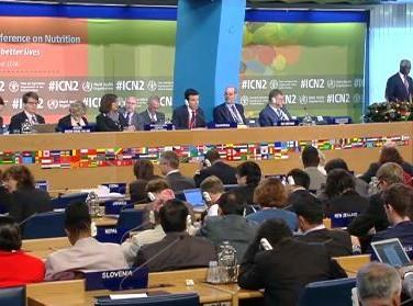 Conférence internationale sur la nutrition (ICN2) : Action Contre la Faim se mobilise