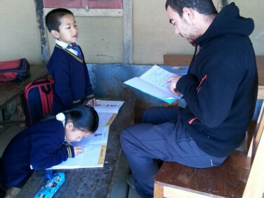 Enseigner en anglais