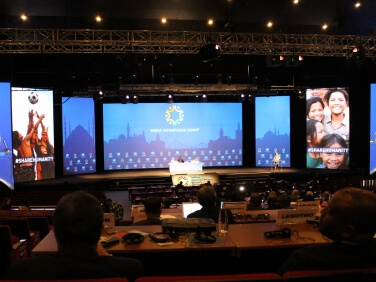 Échos du Sommet humanitaire mondial – bilan de la 1ère journée