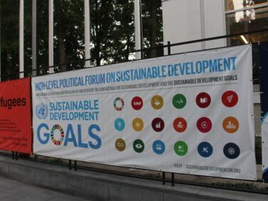 Échos du Forum politique de haut niveau sur les objectifs de développement durable n°1