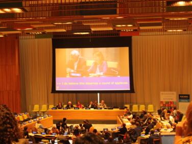 Clôture du forum politique de l'ONU sur le développement durable: la France n'est pas au rendez-vous