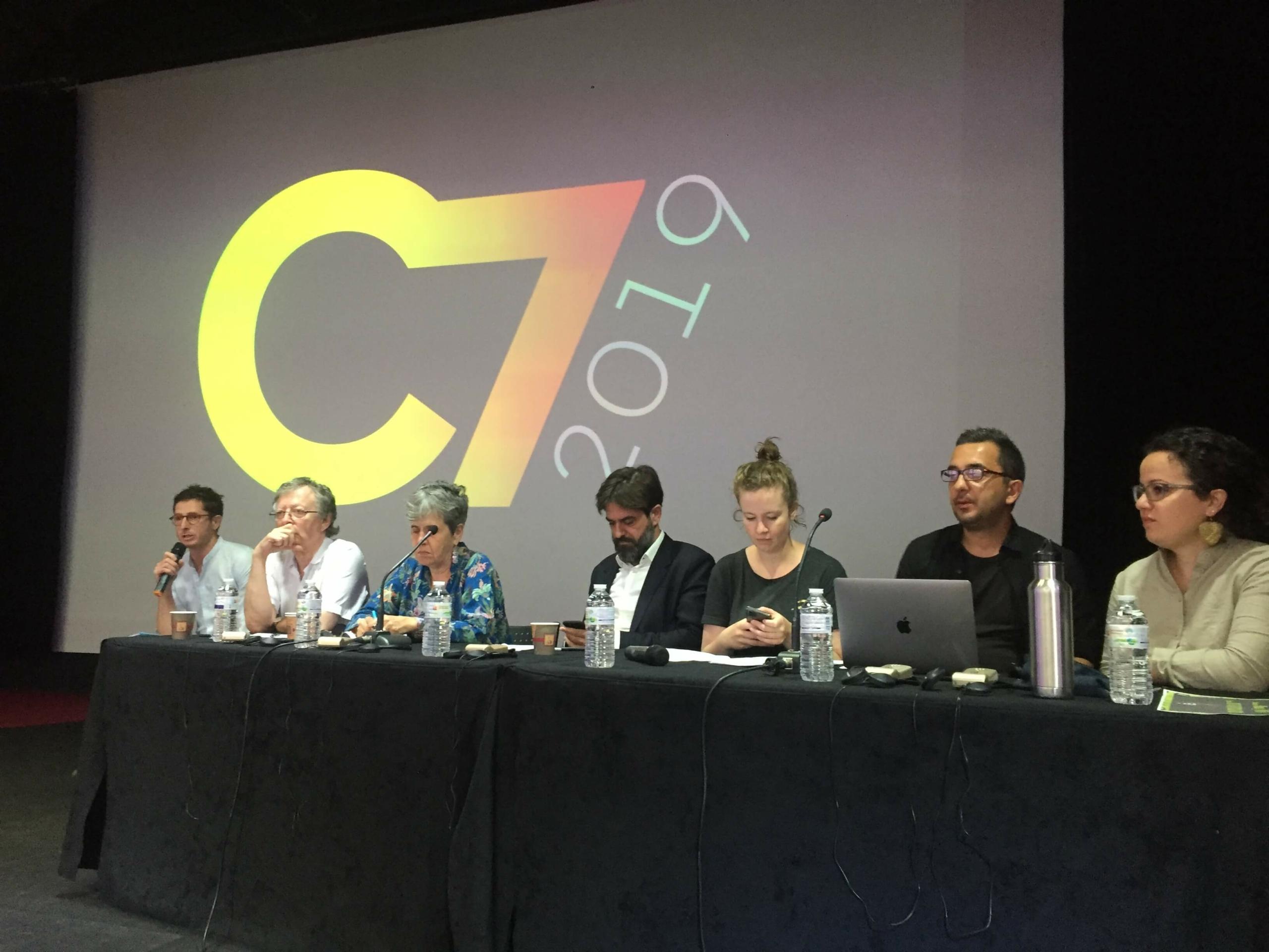 Journée inter-associative du C7