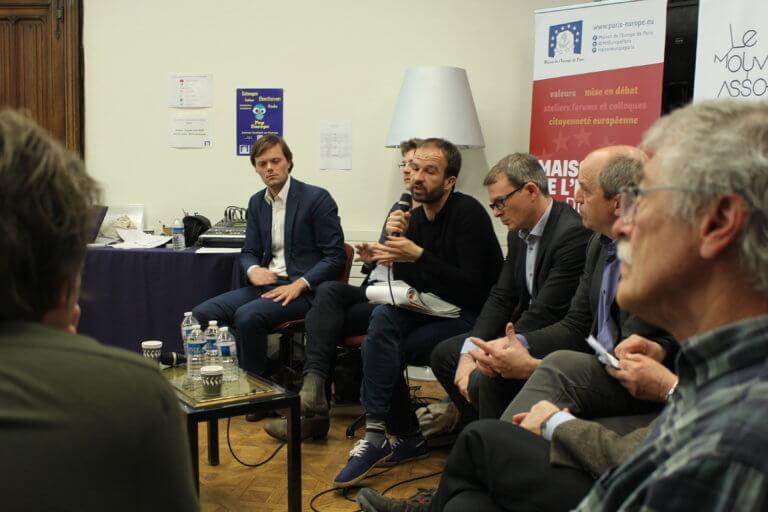 Grand oral de Coordination SUD : les participants au débat