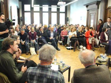 Elections européennes 2019: les projets politiques sur le grill!