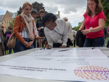 La Charte éthique de Coordination SUD fait peau neuve