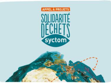 Syctom: appel à projets solidarité déchets