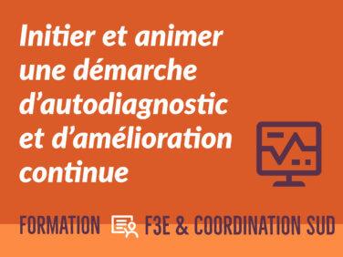 Initier et animer une démarche d'autodiagnostic et d'amélioration continue (Madac)