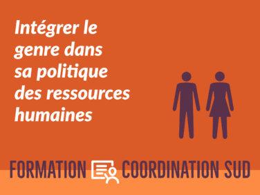 Intégrer le genre dans sa politique des ressources humaines