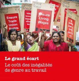 Le grand écart: le coût des inégalités de genre au travail – ActionAid France