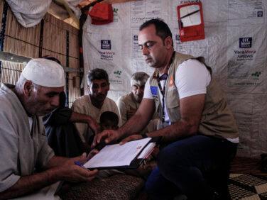 The State of Humanitarian Professions: offrir un outil de référence à la communauté humanitaire