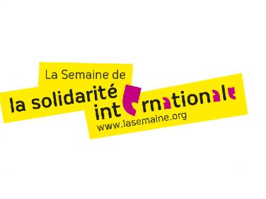 Dispositif Coup de pouce – Semaine de la solidarité internationale