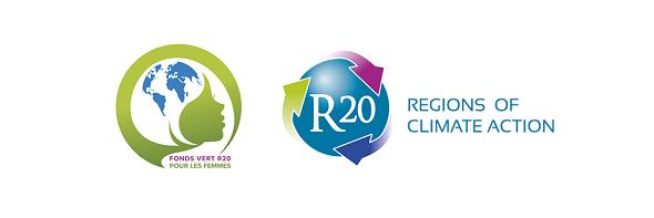 Logos R20 et Fonds Vert
