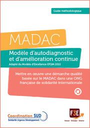 Guide de présentation du MADAC qualité