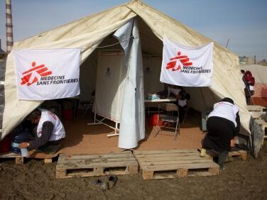 Coordination SUD condamne le bombardement du centre de soin de MSF à Kunduz, en Afghanistan