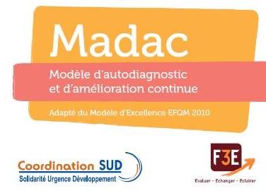 Guide Modèle d'autodiagnostic et d'amélioration continue (Madac)