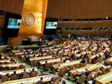 Adoption des objectifs de développement durable : face à un agenda exceptionnel,  la France au défi de ses engagements