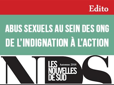 Abus sexuels au sein des ONG: de l'indignation à l'action