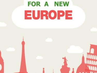 Pour une nouvelle Europe: déclaration commune de 177 organisations de la société civile et de syndicats