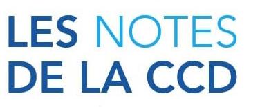 """Les Notes de la CCD n°5: """"Système d'alerte précoce et information climatique, une clé pour la résilience à long terme"""""""