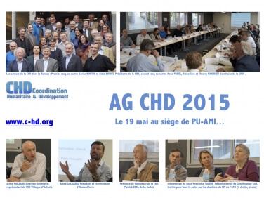 Retour sur l'AG de la Coordination Humanitaire Développement