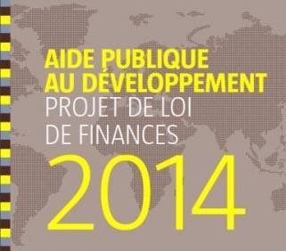 Analyse du volet Aide publique au développement du budget 2014