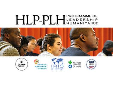 Opportunité de formation – Les futurs leaders francophones de l'humanitaire et du développement sont en marche!