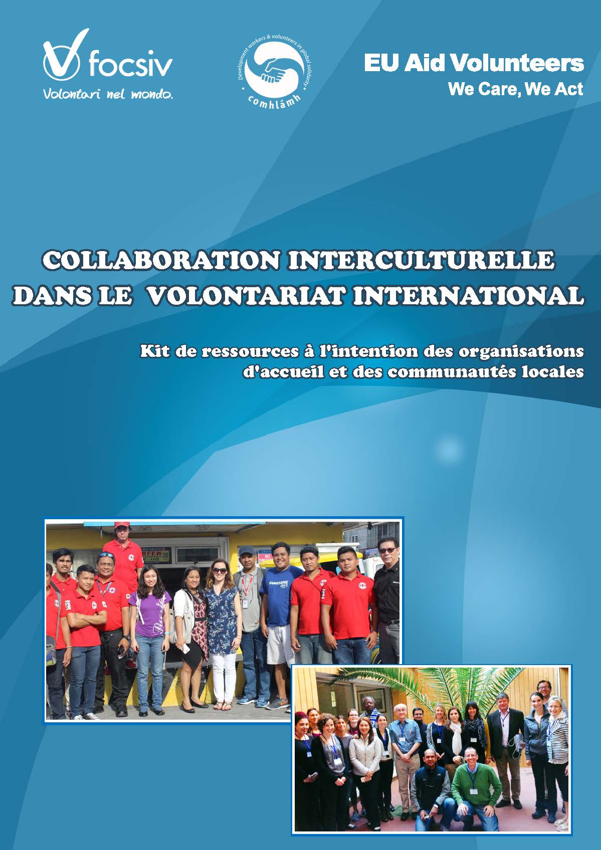 """Collaboration interculturelle dans le volontariat international"""