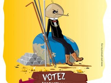Prix Pinocchio 2014, le vote est lancé !