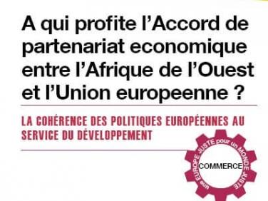 A qui profite l'Accord de partenariat économique entre l'Afrique de l'Ouest et l'Union européenne ? – Concord