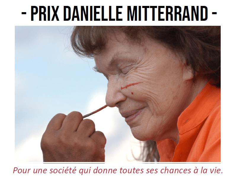Prix Danielle Mitterrand 2019