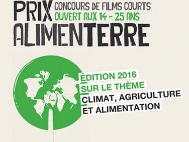 Le 12 mai 2016 : annonce des Lauréats du Prix ALIMENTERRE