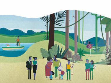 La gouvernance foncière des biens communs – FAO