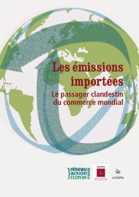 Les émissions de gaz à effet de serre et le commerce mondial