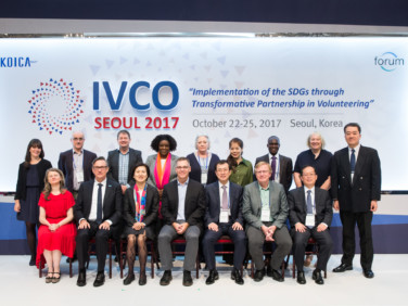 Mise en œuvre des ODD au travers des partenariats transformatifs dans le volontariat