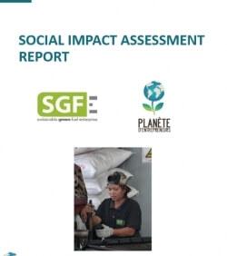 Social Green Fuel Enterprise : l'étude d'impact social est en ligne – GERES