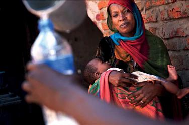 Accès à l'eau et objectifs de développement après 2015
