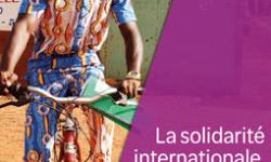 Couverture rapport annuel 2018 de Coordination SUD