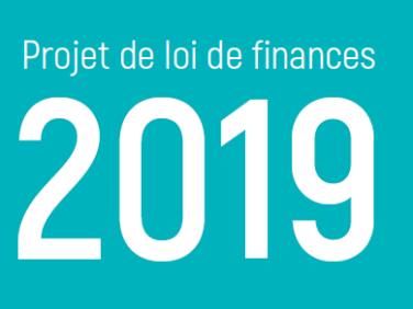 Analyse du projet de loi de finances 2019