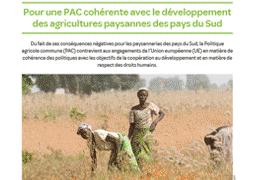 Paysannes au champ - Afrique