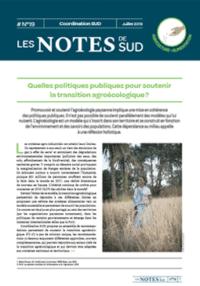 Note agroécologie