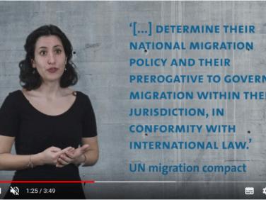 7 idées fausses sur la Pacte mondial pour des migrations sûres, ordonnées et régulières