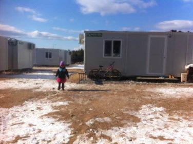 Réfugiés : en Grèce, « la situation est très difficile et particulièrement dangereuse pour les enfants » – SOS Villages d'Enfants