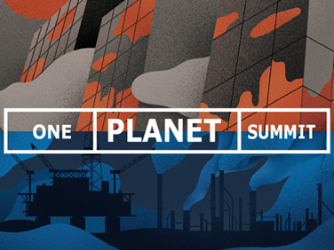 One Planet Summit : réaction des ONG françaises