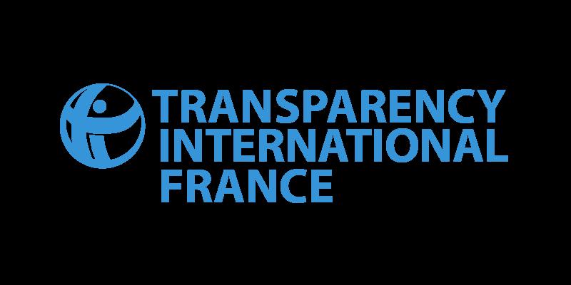 Logo Transparency France