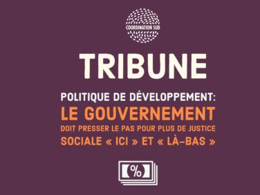 Tribune publiée dans le JDD – Solidarité internationale: l'appel des ONG pour «renforcer la taxe sur les transactions financières»