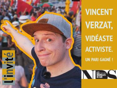 Vincent Verzat, vidéaste activiste