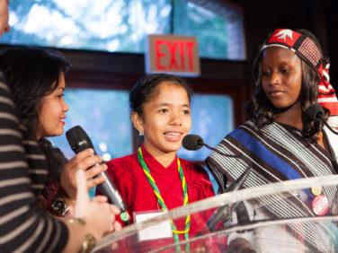 Le rôle des jeunes dans l'atteinte des Objectifs de Développement Durable