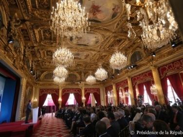 Non Monsieur le président de la République, la politique étrangère de la France ne doit pas se résumer à la lutte contre le terrorisme
